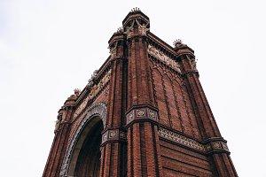 Triumph Arch of Barcelona