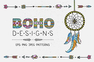 Boho Designs