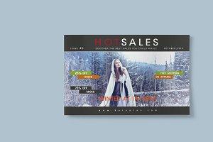 Hotsales Brochure Template