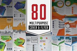 80 Multipurpose Cover & Flyer