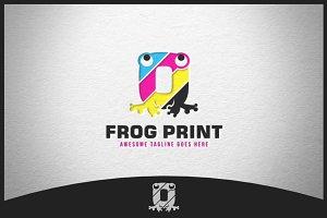 Frogprint Logo