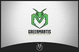 Greenmantis Logo