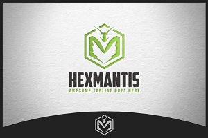 Hexmantis Logo