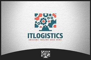 IT Logistics Logo