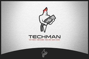 Techman Logo