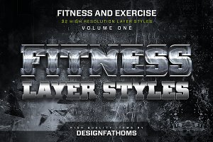 32 Fitness and Exercise Styles Vol 1