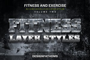 32 Fitness and Exercise Styles Vol 2