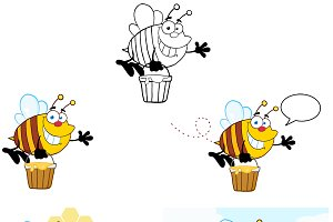 Smiling Bee Collection