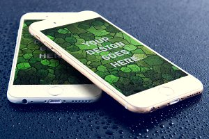 iPhone Screen Mock-up 12