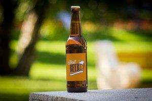 Beer Mockup #10