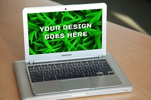Laptop Screen Mock-up 7