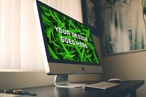 iMac Screen 3