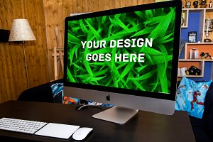 iMac Screen 6