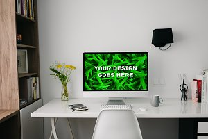 iMac Screen 12