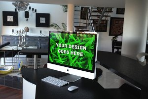 iMac Screen 15