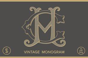 CH Monogram HC Monogram