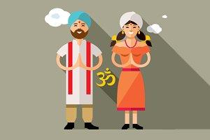 Hindu Family Concept