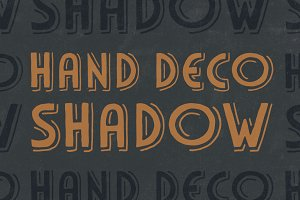 HandDeco Shadow