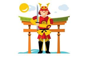 Samurai japan
