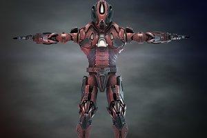 Army robot prototype