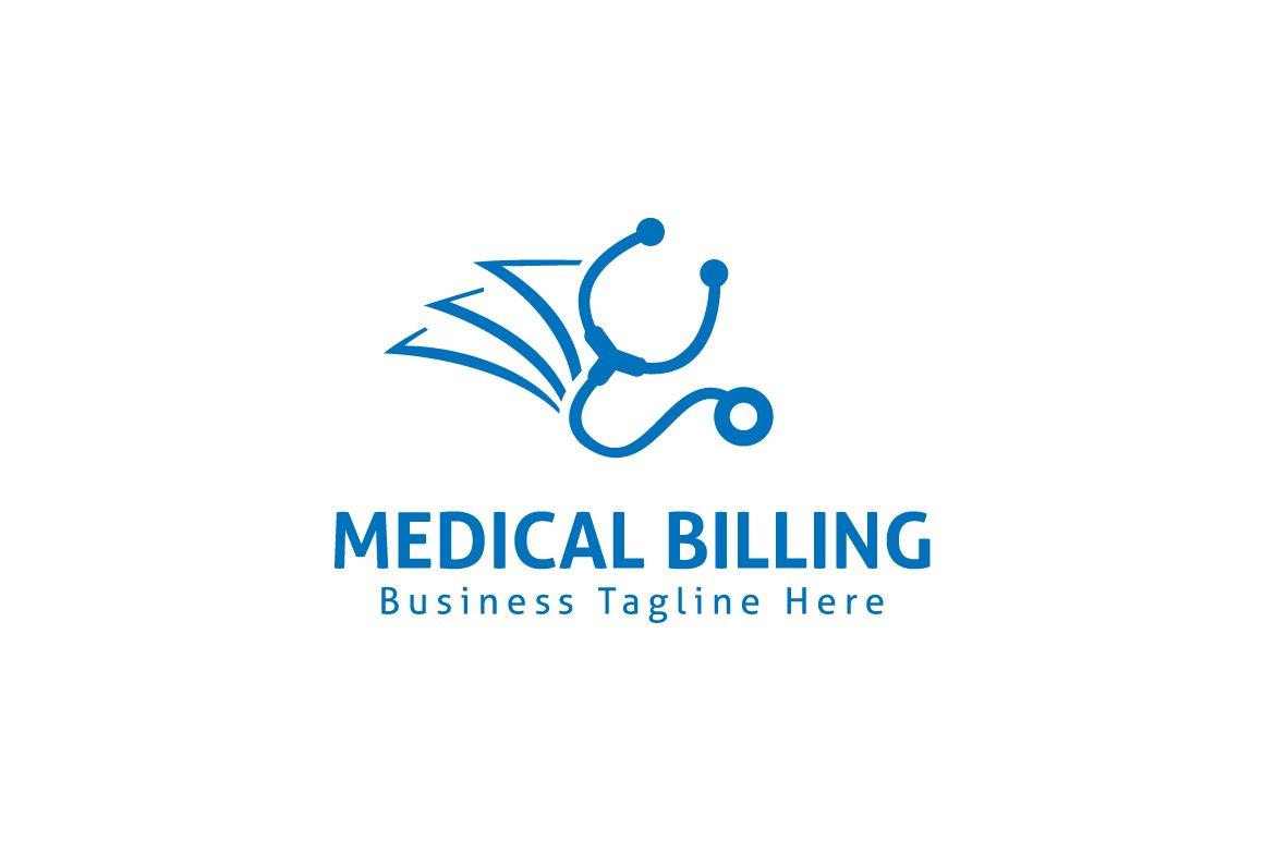 Medical Billing Logo Template ~ Logo Templates ~ Creative Market