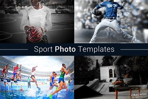 Sport Photo Template