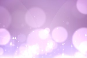 Pink Particles Background