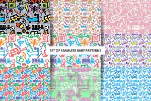 9 Baby patterns
