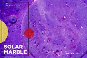 Solar Marble Textures | VOL.1