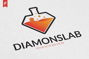 Diamonds Lab Logo