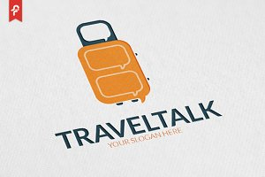 Travel Talk Logo