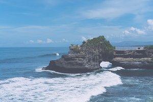Tanah lot temple, Bali island