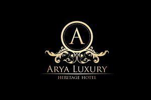 Luxury Logo - Arya Luxury