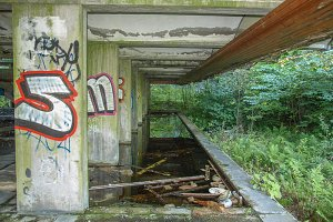 Ruins of St Peter Seminary Cardross