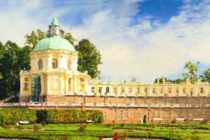 Grand Menshikov Palace, Oranienbaum