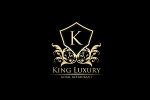 King Luxury - Luxury Logo