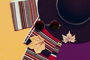 Autumn Ladies Accessories