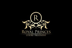 Royal Princes - Luxury Logo