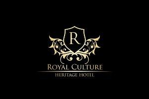 Royal Culture - Luxury Logo