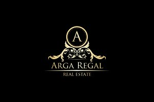 Arga Regal - Luxury Logo