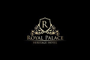 Royal Palace - Luxury Logo