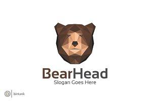 Bear Head Logo