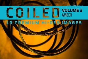 Coiled v3 Amber