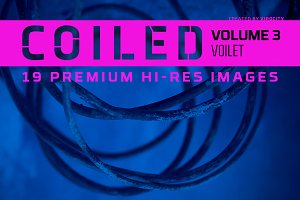 Coiled v3 Violet