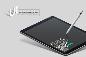 UI Presentation / Device Mockups
