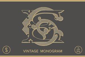EG Monogram GE Monogram