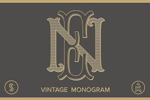EN Monogram NE Monogram