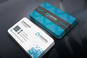 Data Business Card
