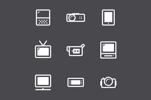 TV and video equipment