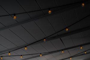Hanging light globes